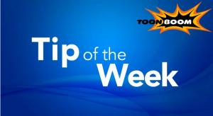 Toon Boom Tip of the Week